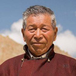 Chewang Norphel   Iceman of India