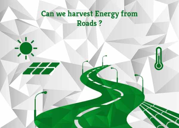 Energy from roads | Greensutra | India