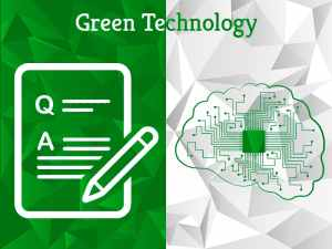 Green Technology | Question Category | Experts Corner | Greensutra | India