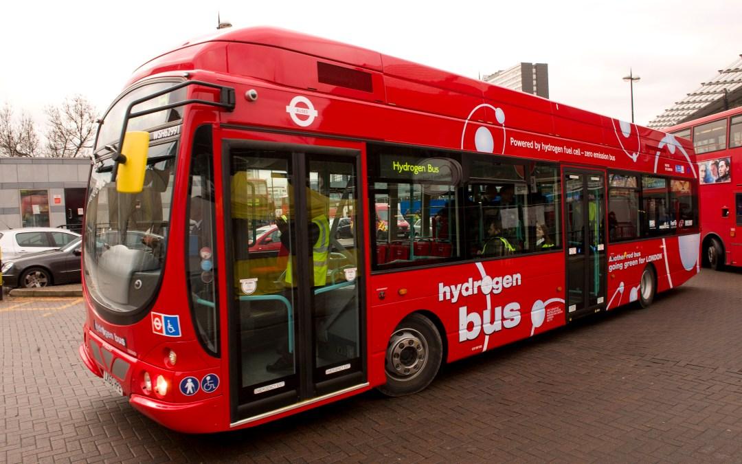 BBC News: NI company makes 'world first' hydrogen bus