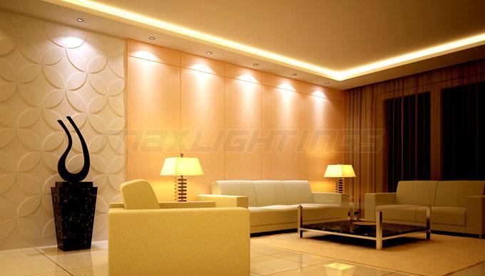 living room led lighting new york loft style light 6 greentechlead