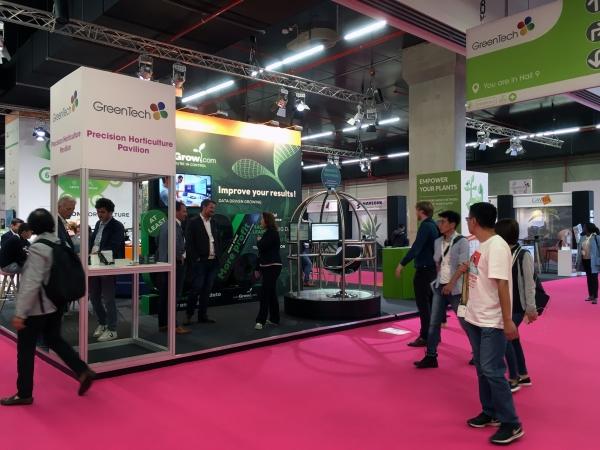 Canadian presence at GreenTech