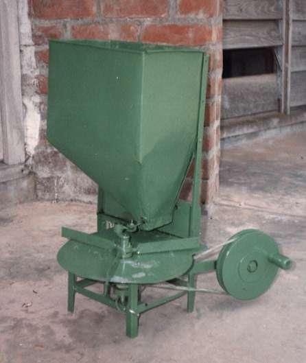 Seed-cum-Fertilizer Distributor