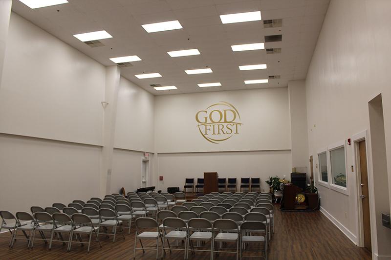Upper Room Church of God in Christ  GreenTech Solutions