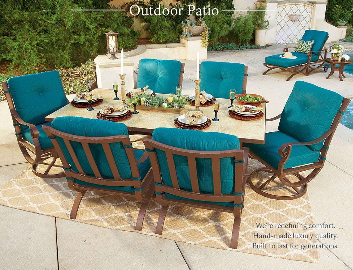 turquoise patio chairs adirondack chair with cup holder outdoor furniture green thumb nursery customize your table