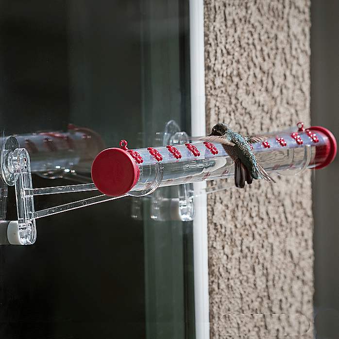Hummingbird Feeder Mounting Brackets Suction Cup Window