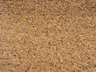 image of concrete sand