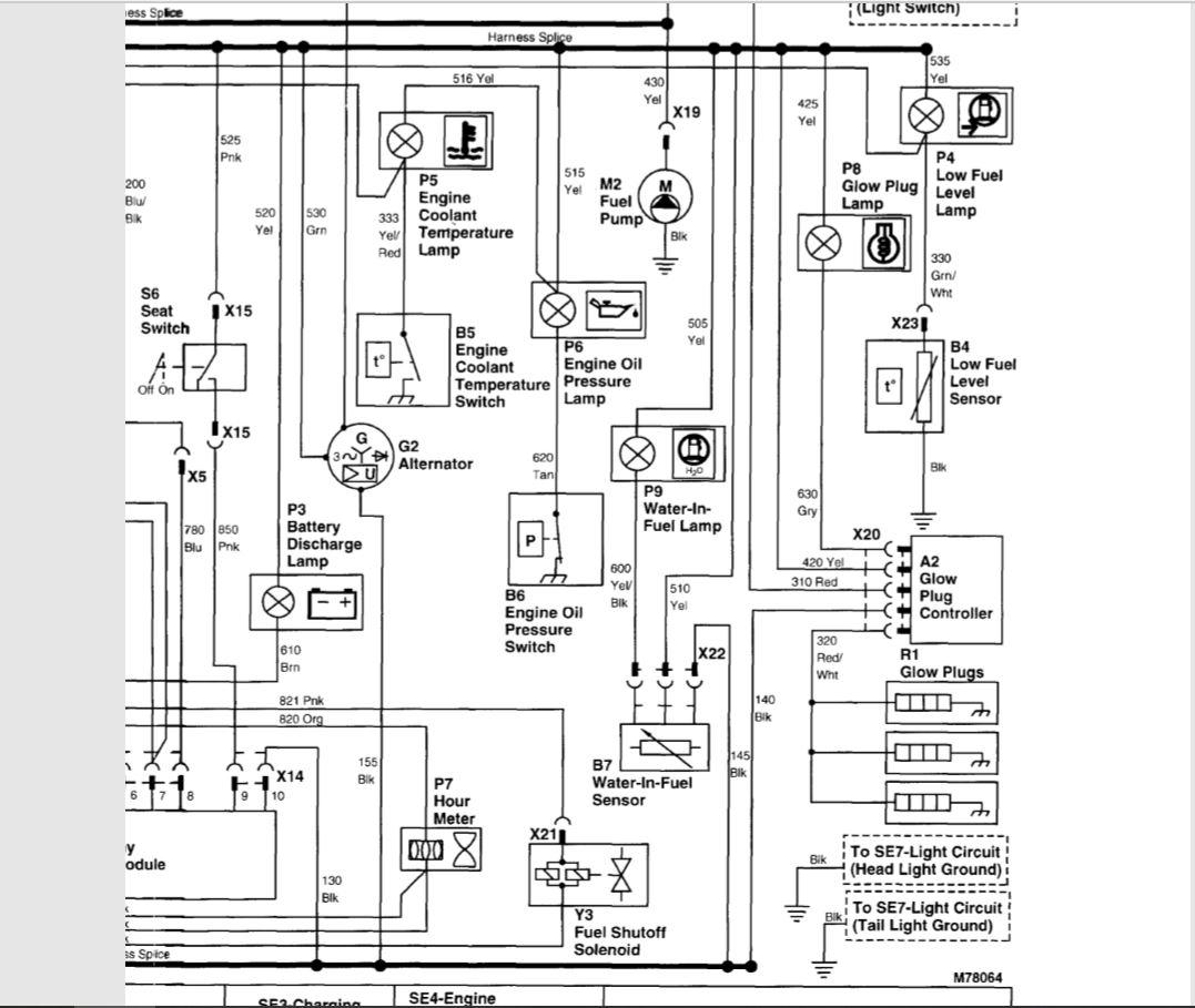 [DIAGRAM] Interlock Module Talking Tractors Wiring Diagram