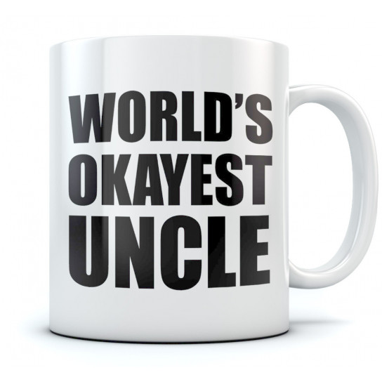 world s okayest uncle