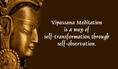 What Vipassana Taught Me About Ignorance And Healing