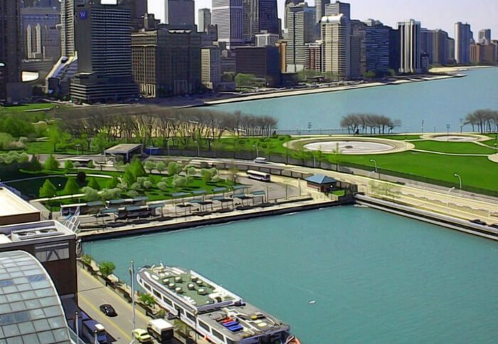 Save On Chicago Cinco De Mayo Cruise Green Vacation Deals