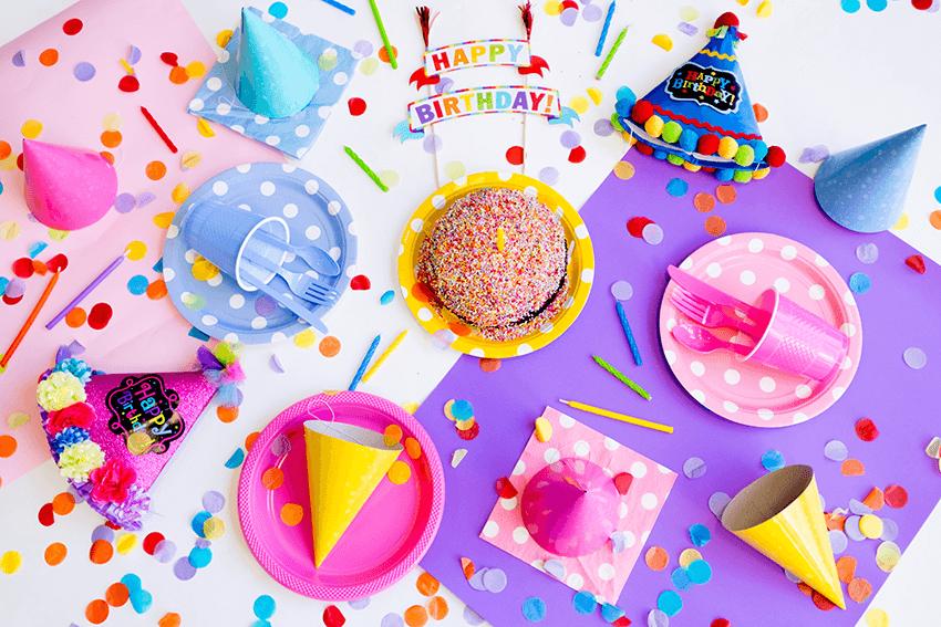 11 unforgettable birthday party
