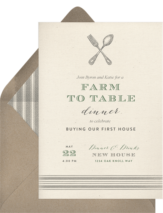 10 housewarming invitations to show off