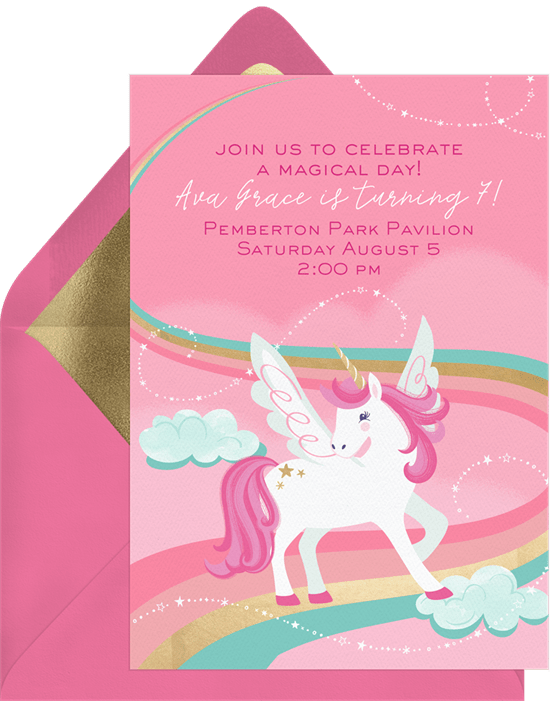 10 kid s birthday invitations even an