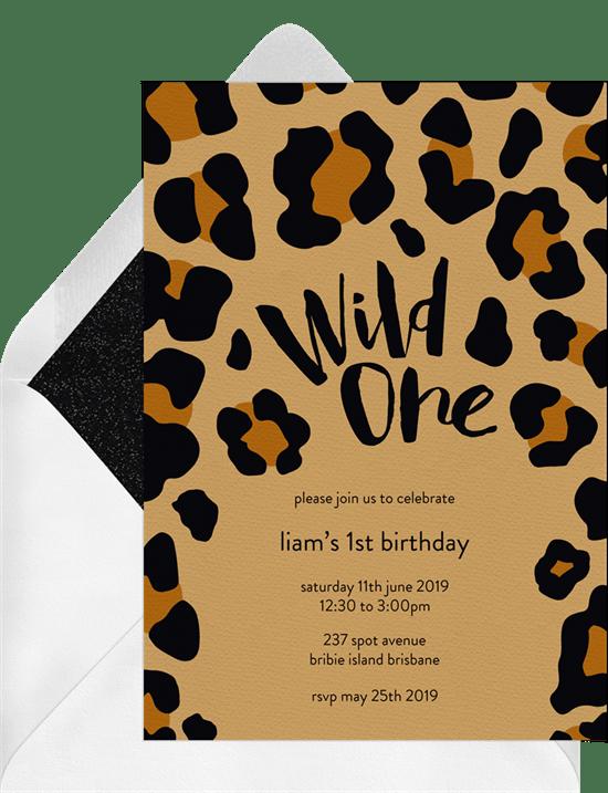 16 1st birthday invitations to