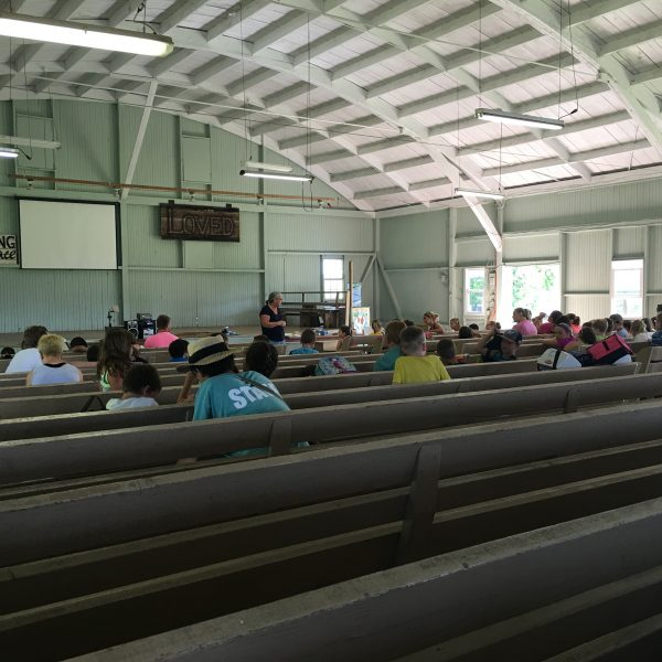 Summer Camp - Bible Lessons