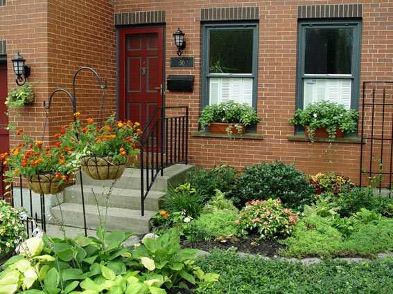 quick curb-appeal ideas
