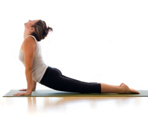 Try yoga to help you find calm in your life.