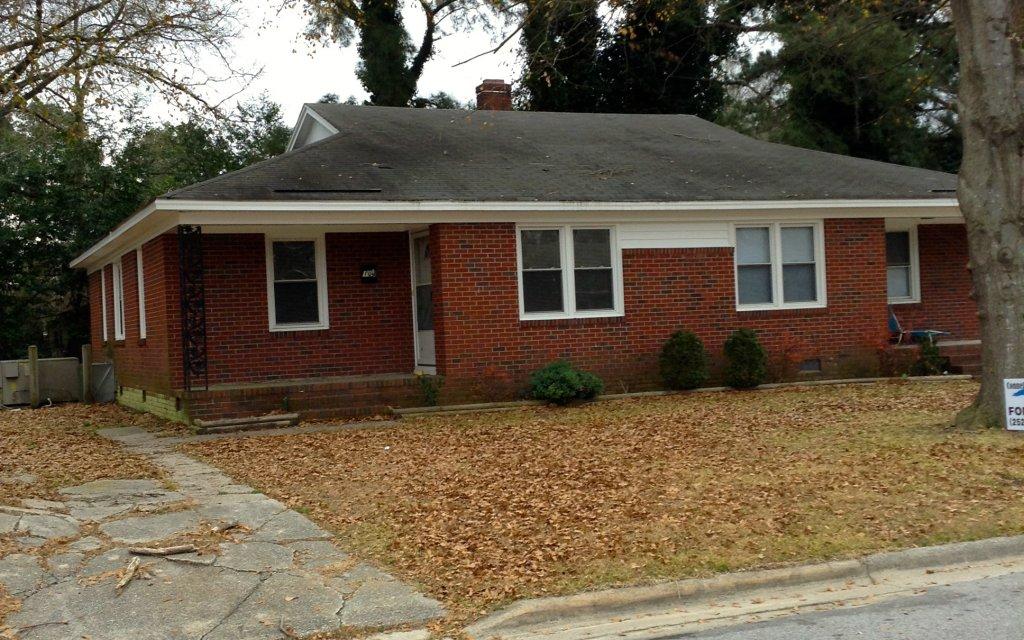 Duplex for rent in 108 N Meade Street