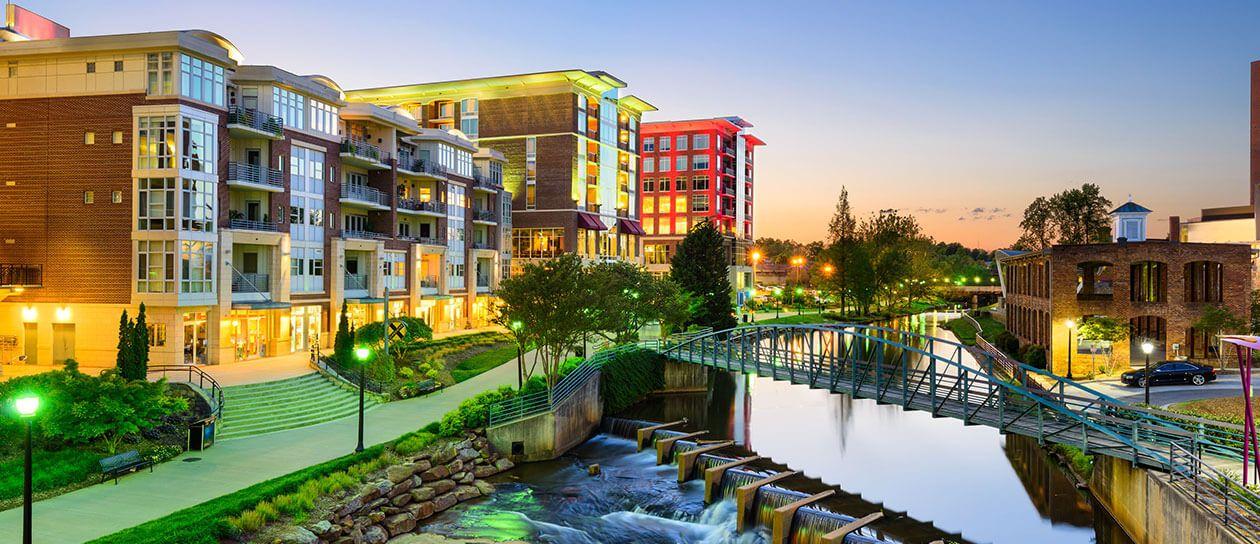 Piedmont SC Hotel - Comfort Suites Greenville South