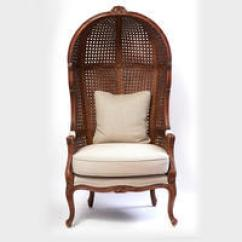 French Canopy Chair Cute As A Button Provincial Rococo Greenwald Antiques