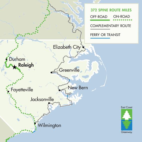 Boston York Distance Miles New