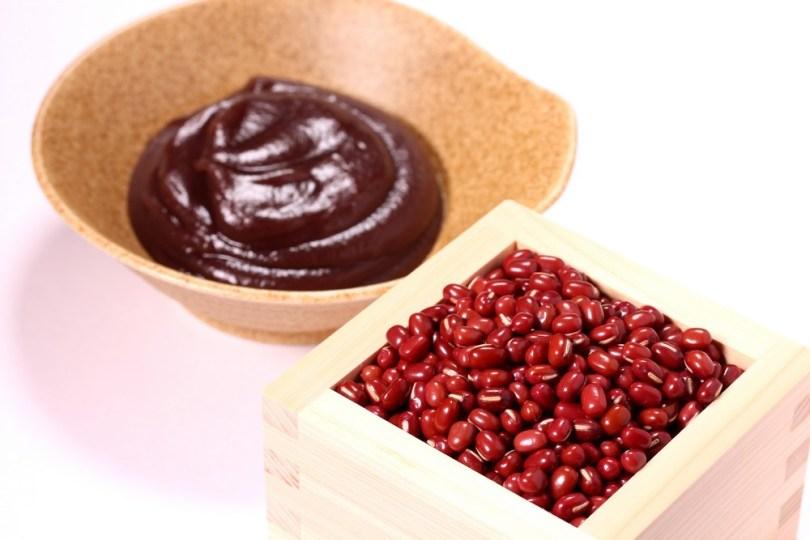 Anko, dessert aux haricots Azuki