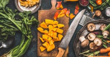 sélection légumes automne