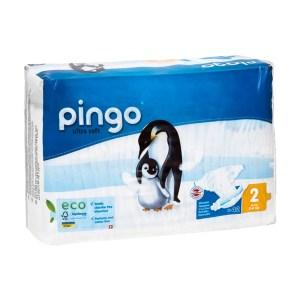 Couches bio Pingo