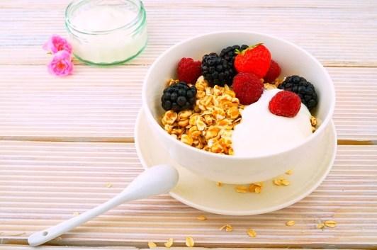 idées petit déjeuner porridge