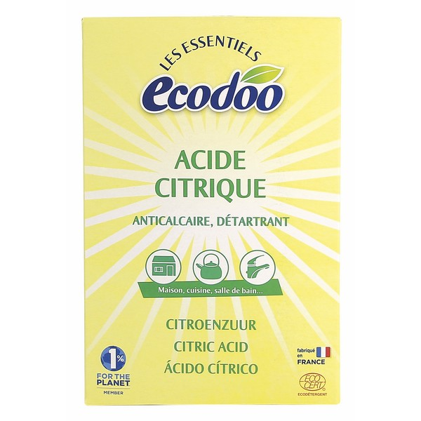 acide citrique ecodoo