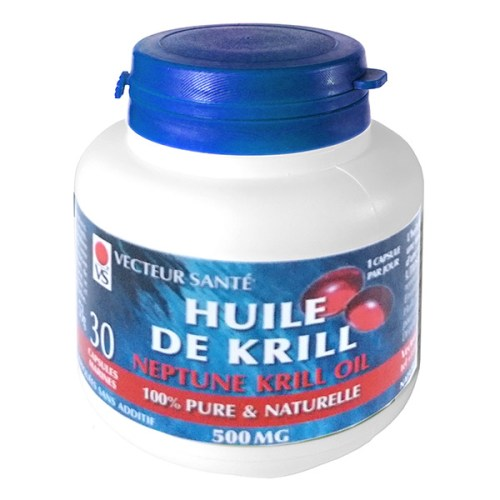 Oméga 3 provenantsdu krill