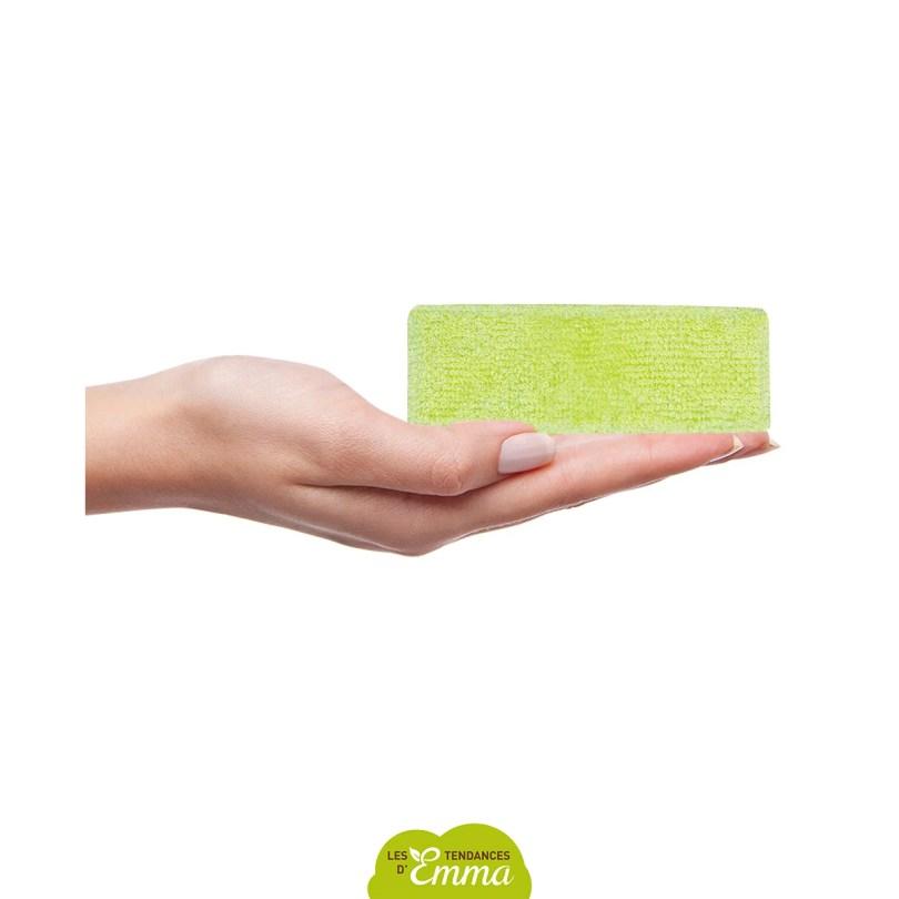 Dissolvette verte pour enlever votre vernis à ongles
