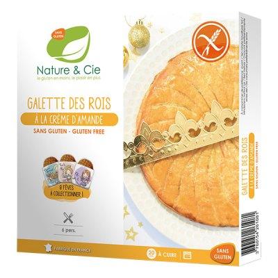 galette crème d'amande sans gluten