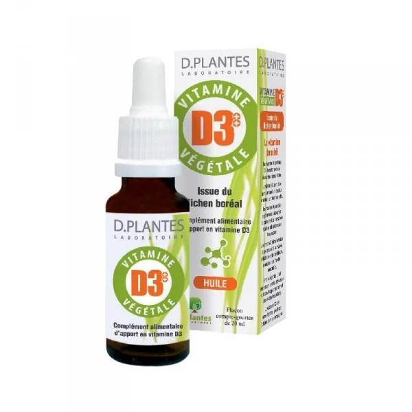 vitamine D3 anti-déptime hivernale