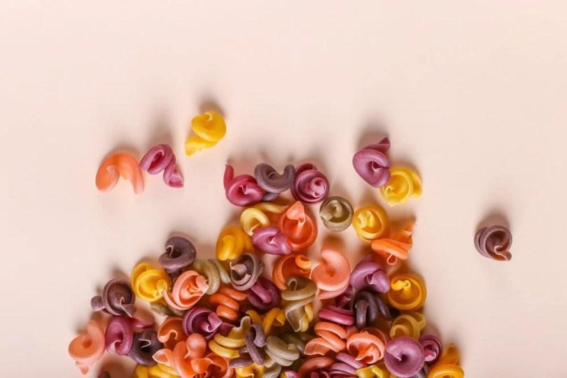 couleurs végétales alimentaires
