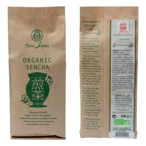 Thé vert bio Organic Sencha