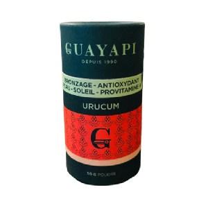 Préparer sa peau au soleil : urucum poudre, Guayapi