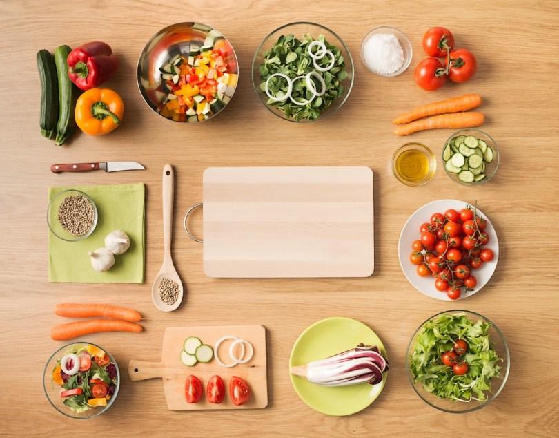 Batch-cooking végétal