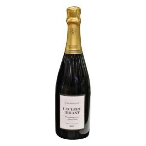 Vin vegan : Champagne Leclerc Brillant