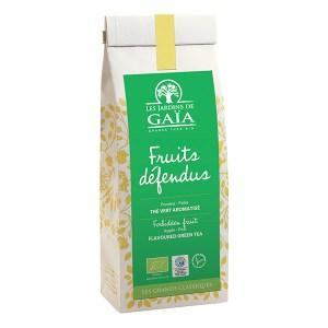 Thé vert Fruits défendus, Les jardins de Gaïa