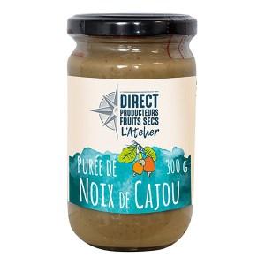 Purée de noix de cajou, Direct Producteurs Fruits Secs