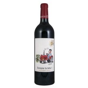 Vin bio rouge Dompter la bête !, Château de Cranne