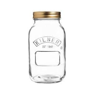 Bocal de conservation en verre, Kilner