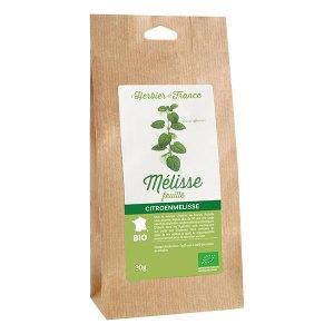 Mélisse feuilles, L'Herbier de France