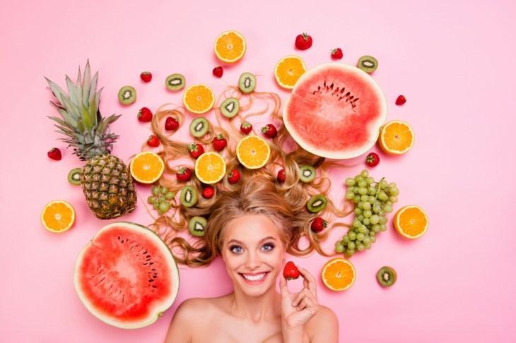 Fruits et légumes alcanisants équilibre acido-basique