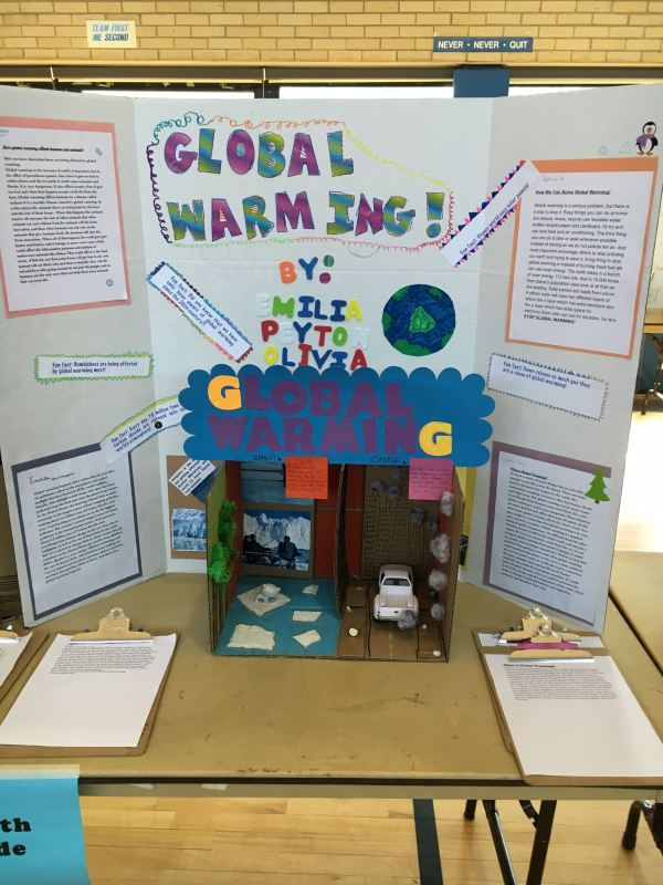 Stem Fair 2016 Highlights - Greenwich Public Schools