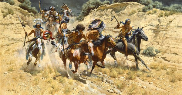 Greenwich Workshop - Frank Mccarthy Prints And Canvases