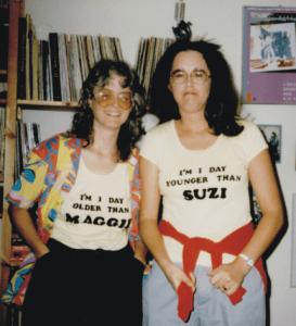 Suzi & Maggie