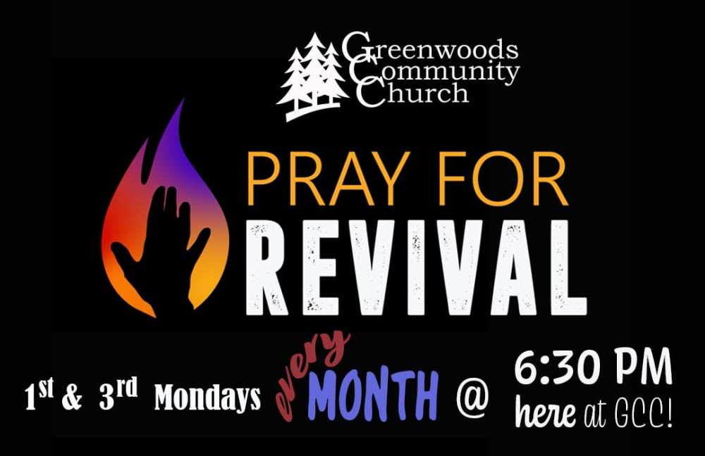 Revival Prayer @ Greenwoods Community Church | Sheffield | Massachusetts | United States